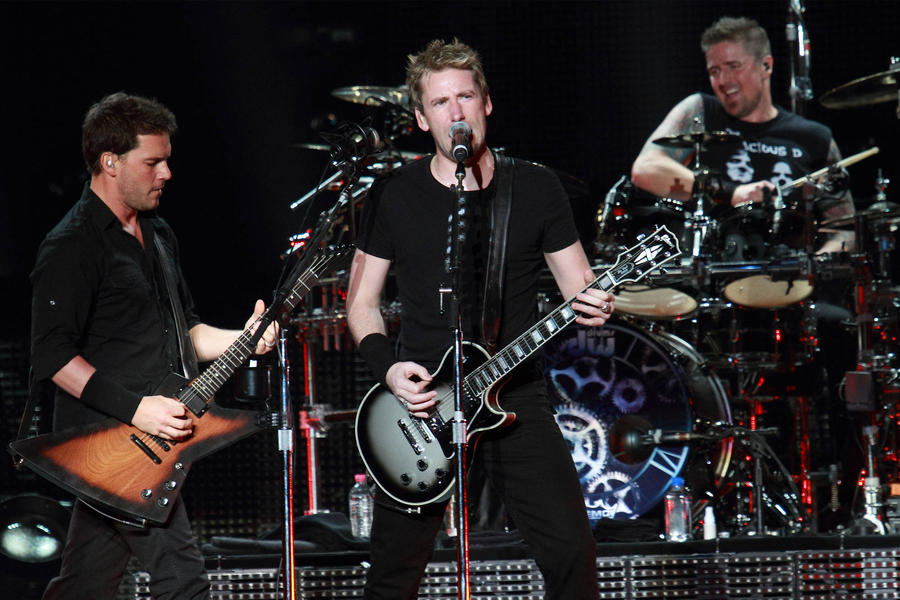 Canadian Police Force Apologise To Nickelback