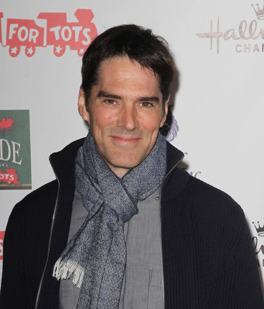 Thomas Gibson | Thomas Gibson Opens Up About Kick That Got ...