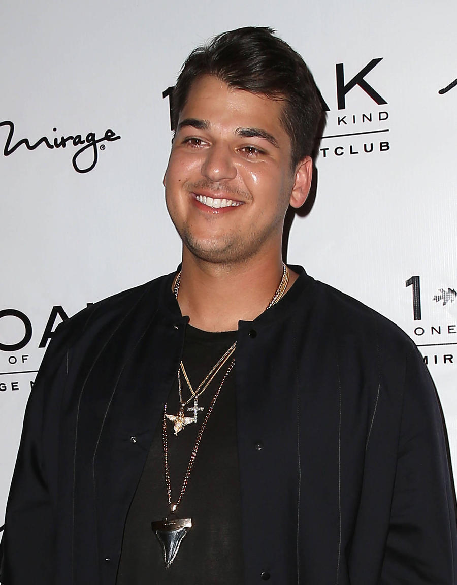 Rob Kardashian Drives To Texas To Pick Girlfriend Up From Jail