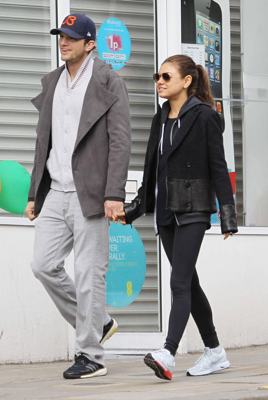 Ashton Kutcher Is Keen To Make More Babies With Mila Kunis