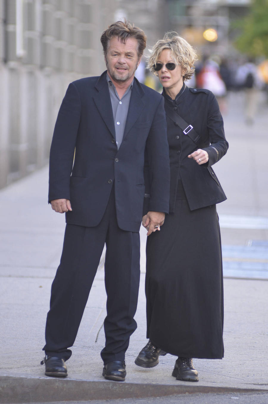 John Mellencamp And Meg Ryan Aren't Friends After Split
