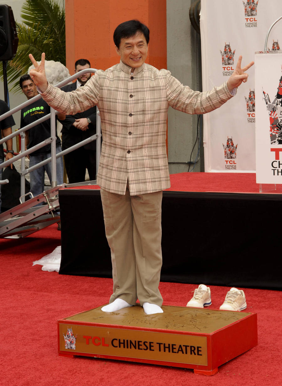 Jackie Chan Lands First Academy Award