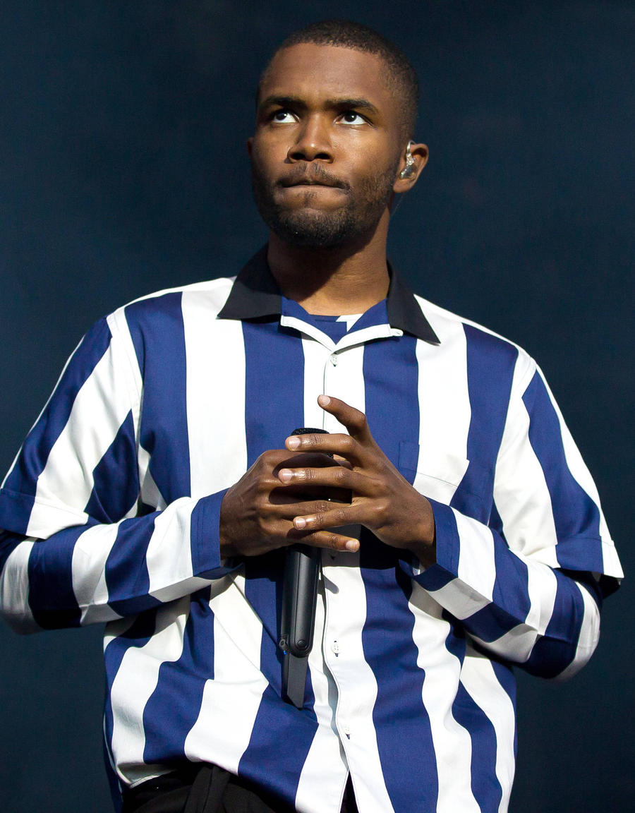 Frank Ocean's Long-awaited Album Due Out This Week