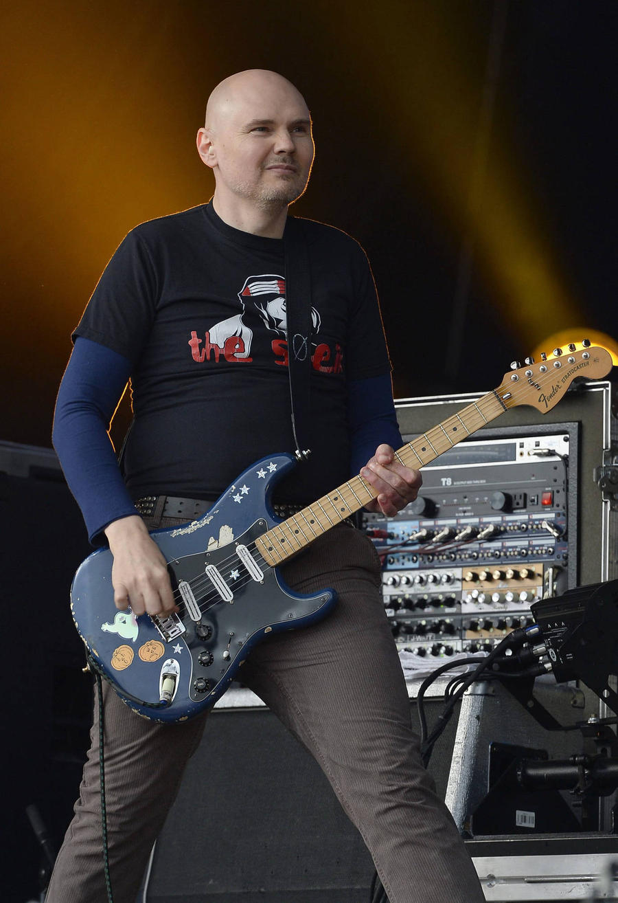 Billy Corgan Planning Musical Road Trip Across America