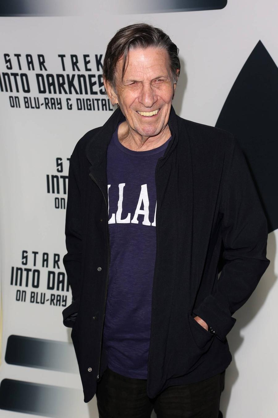 Star Trek Beyond Will Pay Tribute To Leonard Nimoy