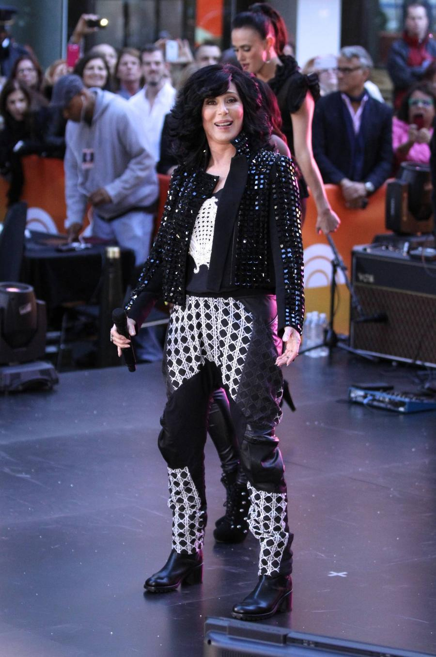 Cher Never Wants To Be At The 'Mercy' Of Other Women