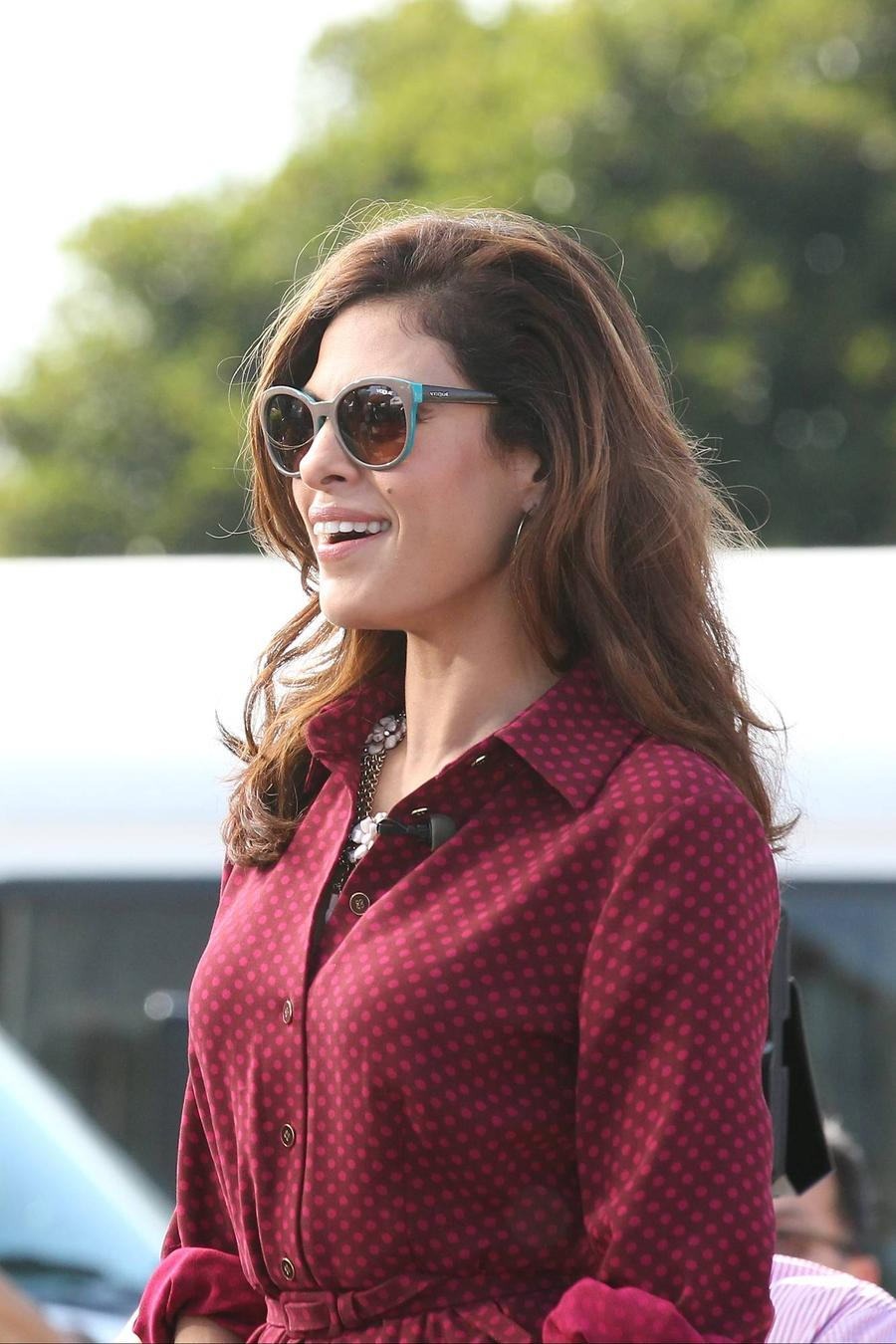 Eva Mendes Gives Birth In Secret - Report