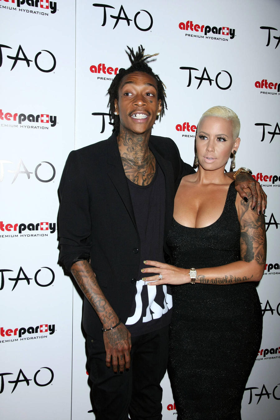 Amber Rose: 'I Want Another Wiz Baby'