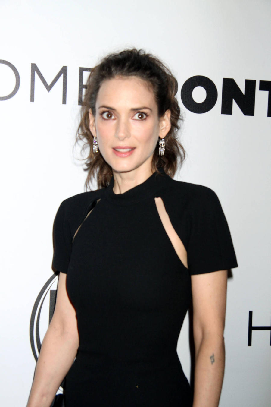 Winona Ryder Not Bothered By 'Crazy' Label