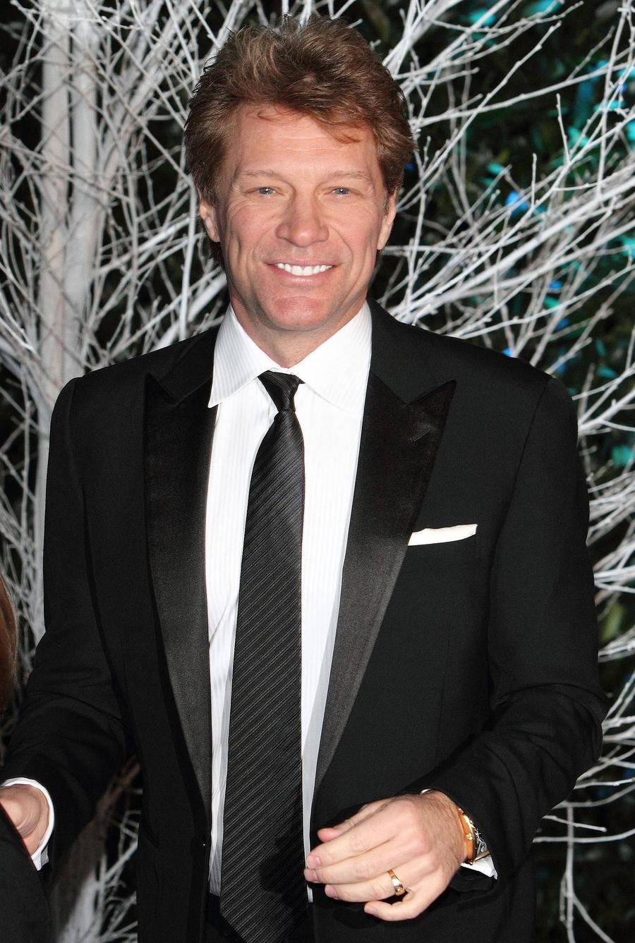 Jon Bon Jovi To Be Feted For Philanthropy