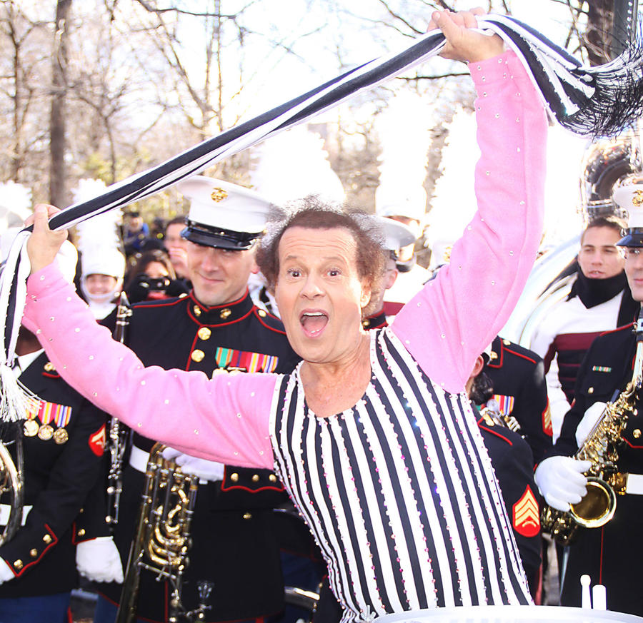 Richard Simmons' Manager Blasts Sex Change Report