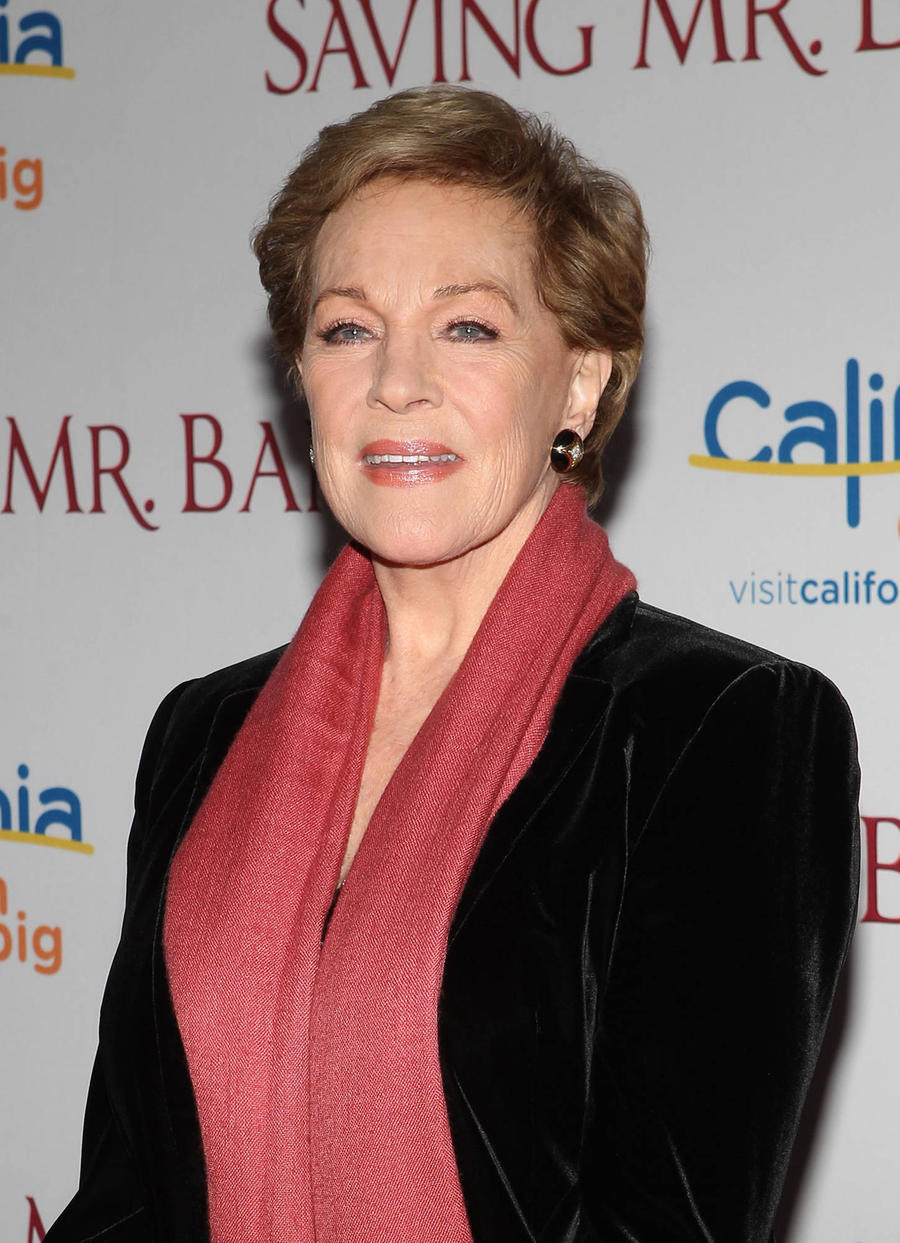 Julie Andrews Creating And Starring In Children's Show For Netflix