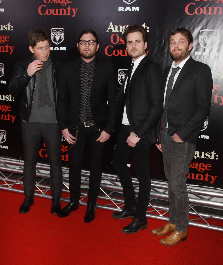 Kings Of Leon Brothers 'Barely Spoke' Following Rise To Fame