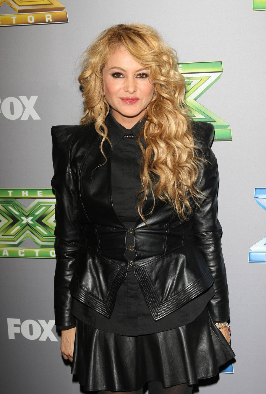Paulina Rubio Introduces Fans To Son Eros