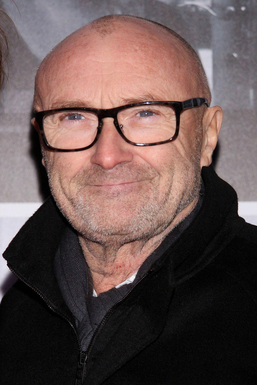 Phil Collins' Ex-wife Begins Divorce Proceedings