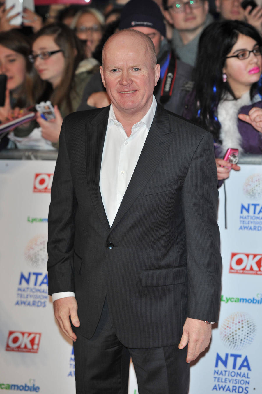 Steve Mcfadden Is A Five-time Dad