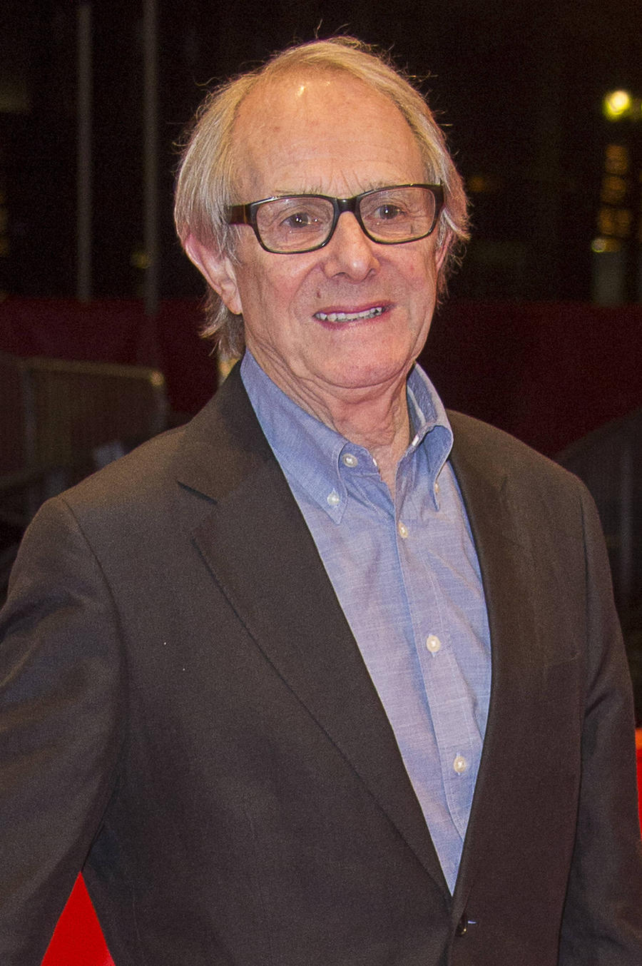 Ken Loach Wins Second Palme D'or At Cannes