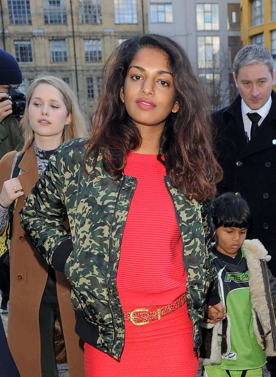 M.i.a. Teams With H&m For World Recycle Week