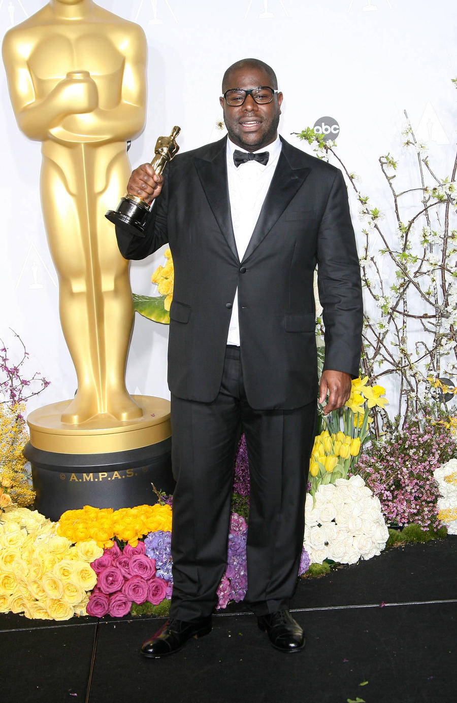 Steve Mcqueen To Make History With Bfi Fellowship Award