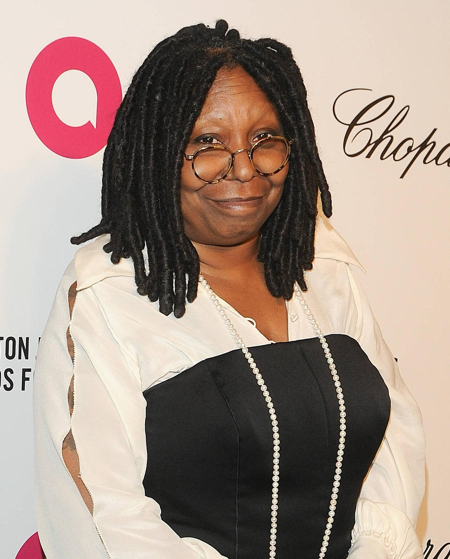 Whoopi Goldberg Brushes Off Oprah Confusion