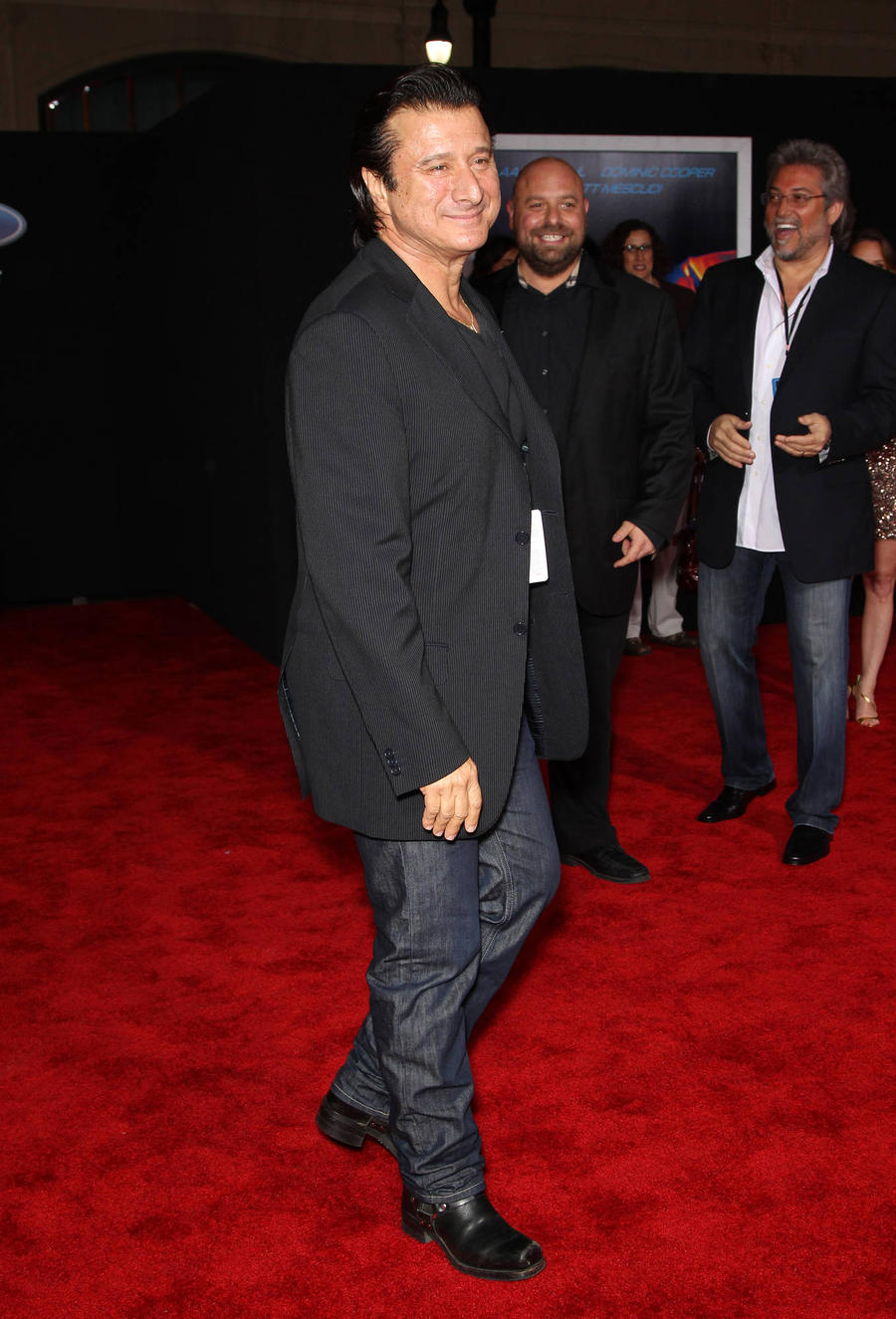 Steve Perry Will Rejoin Journey For Hall Of Fame Induction