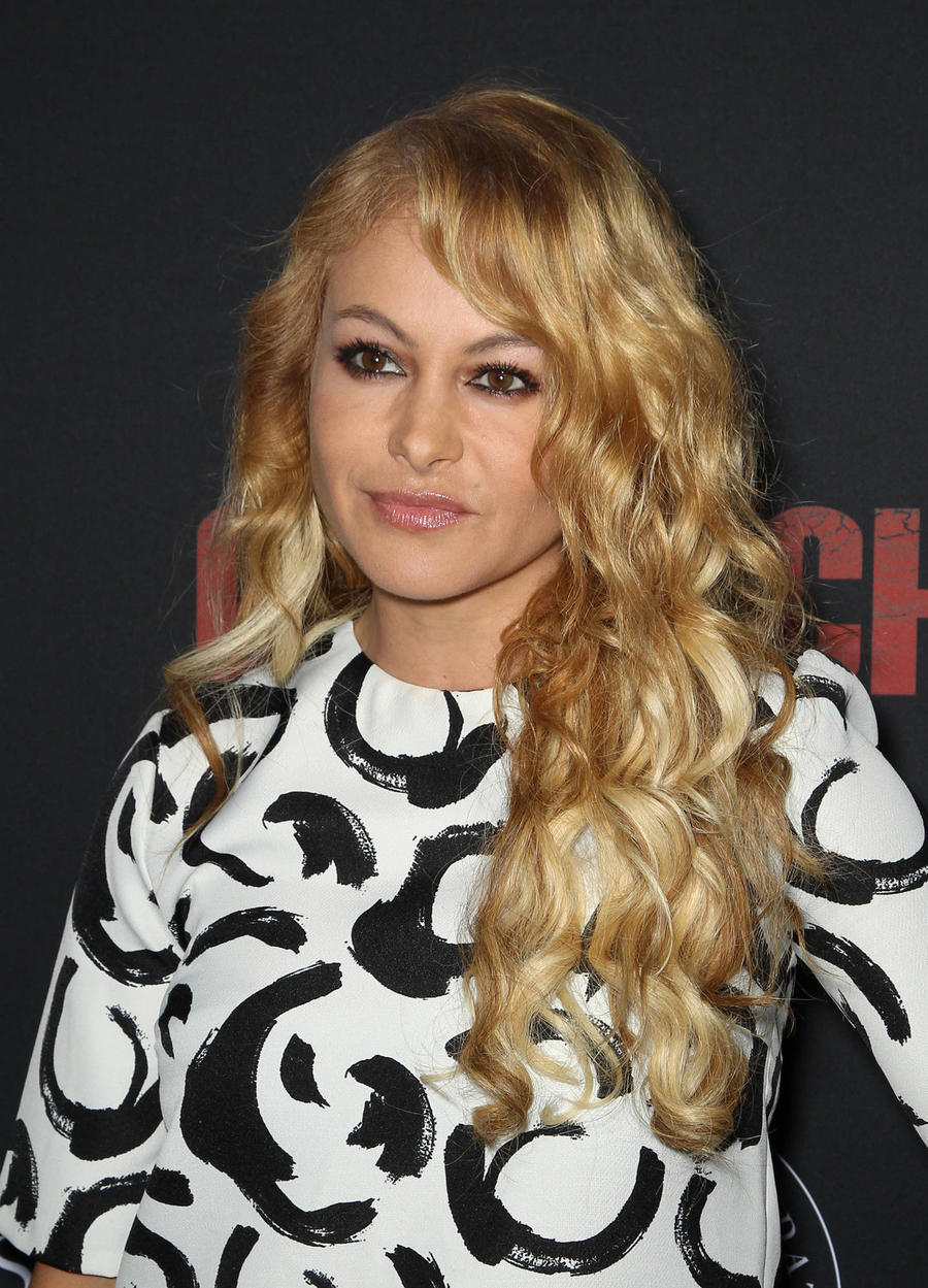 Paulina Rubio Offers The World A Glimpse Of Her Baby Boy