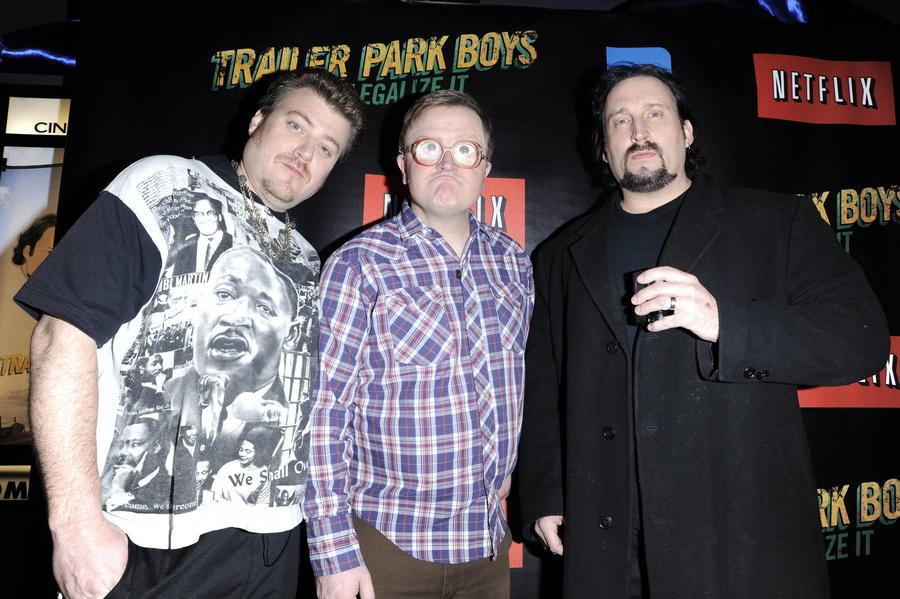 Trailer Park Boys Star Arrested