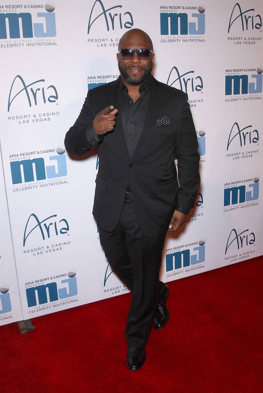 Wanya Morris Losing Weight On Dance Show