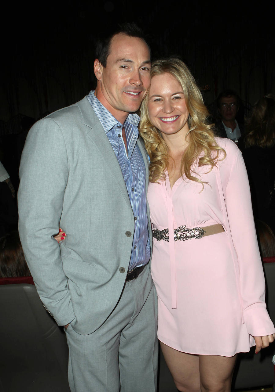 Chris Klein Shares Baby News On Birthday