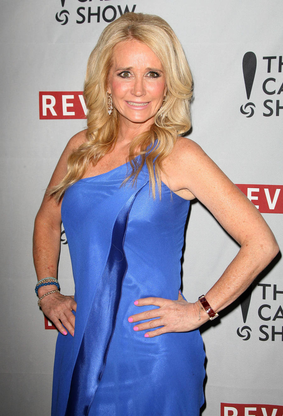 Kim Richards Summoned Back To Court Over Foot Injury Excuse