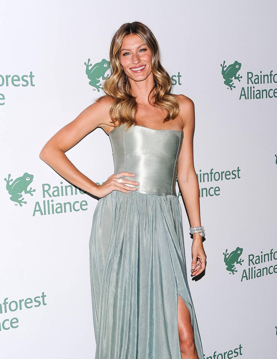 Gisele Bundchen Backing United Nations Animal Rights Campaign