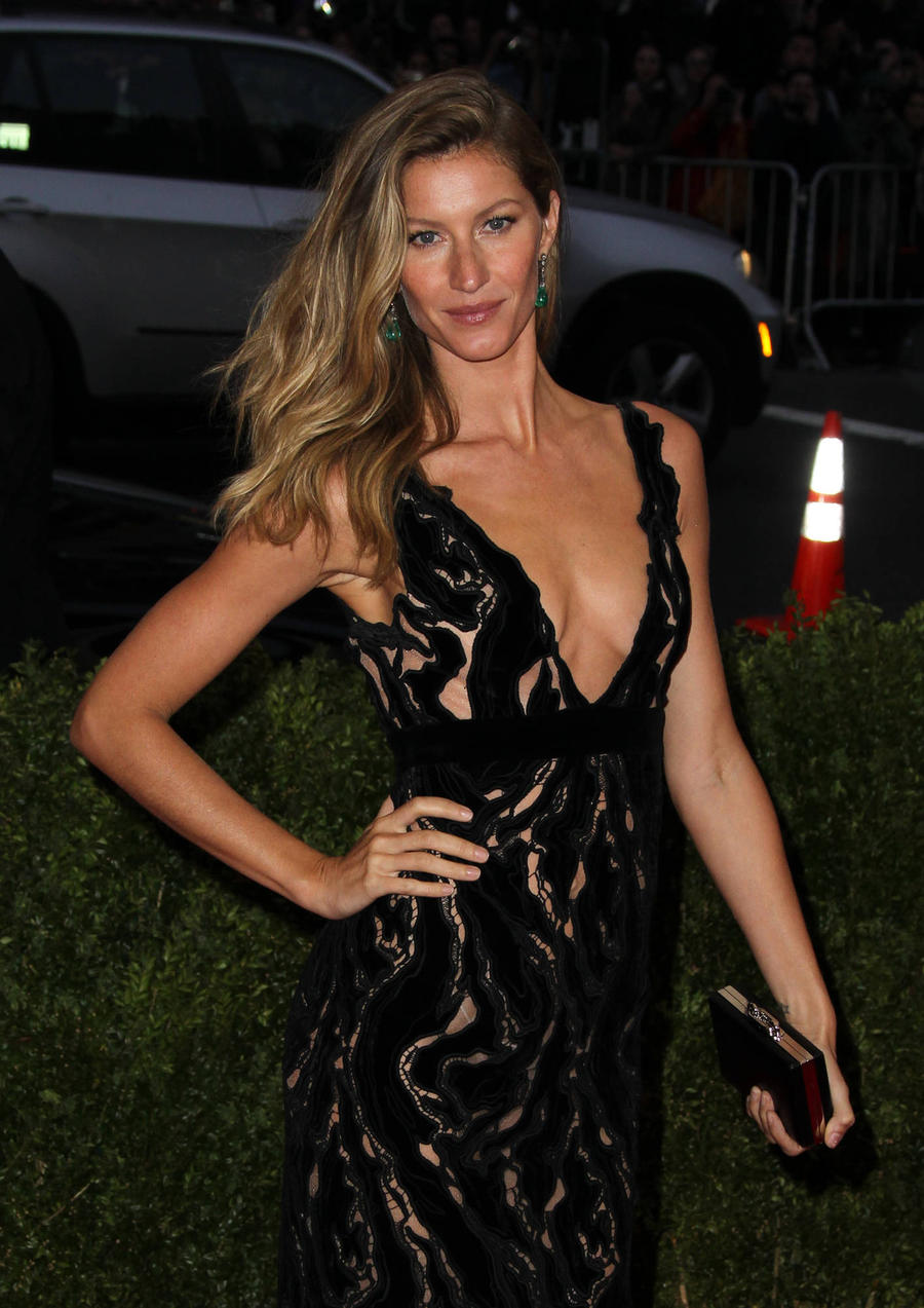 Gisele Bundchen Rules As Highest-paid Model