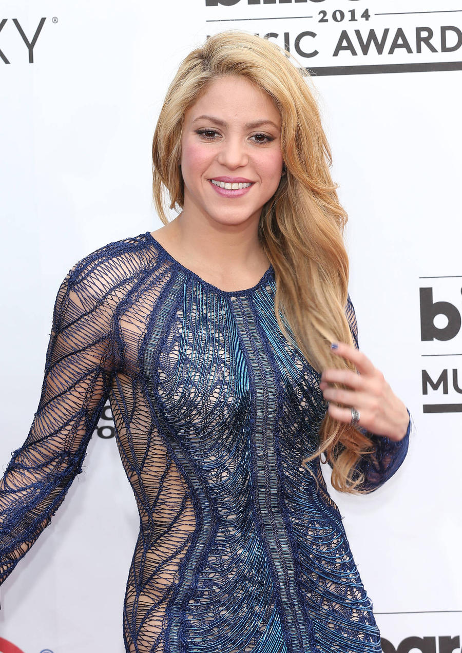 Shakira Designs Doll For Cancer Charity