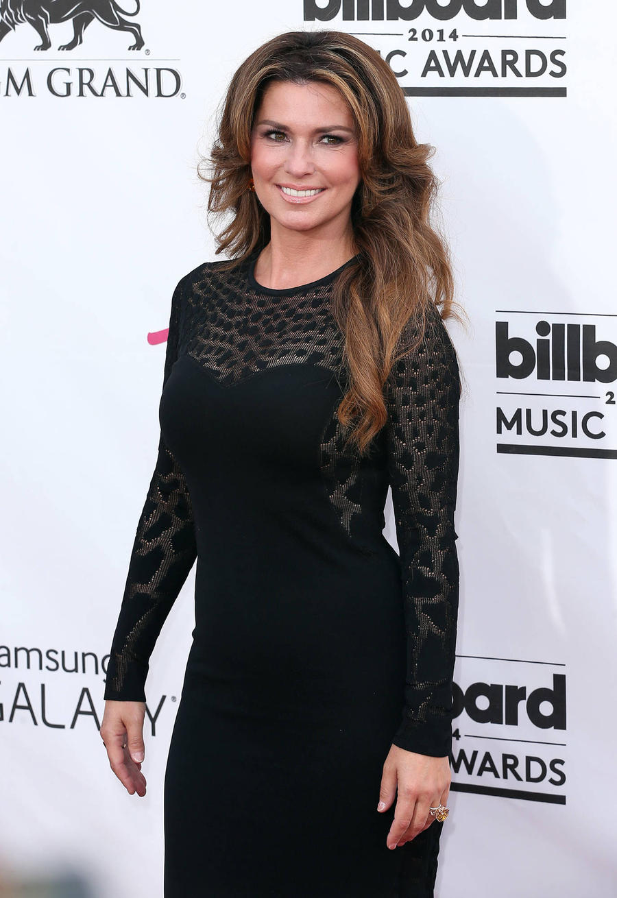 Shania Twain 'On A Roll' With Comeback Album