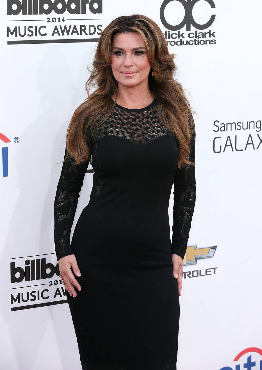 Shania Twain To Receive Billboard Icon Award