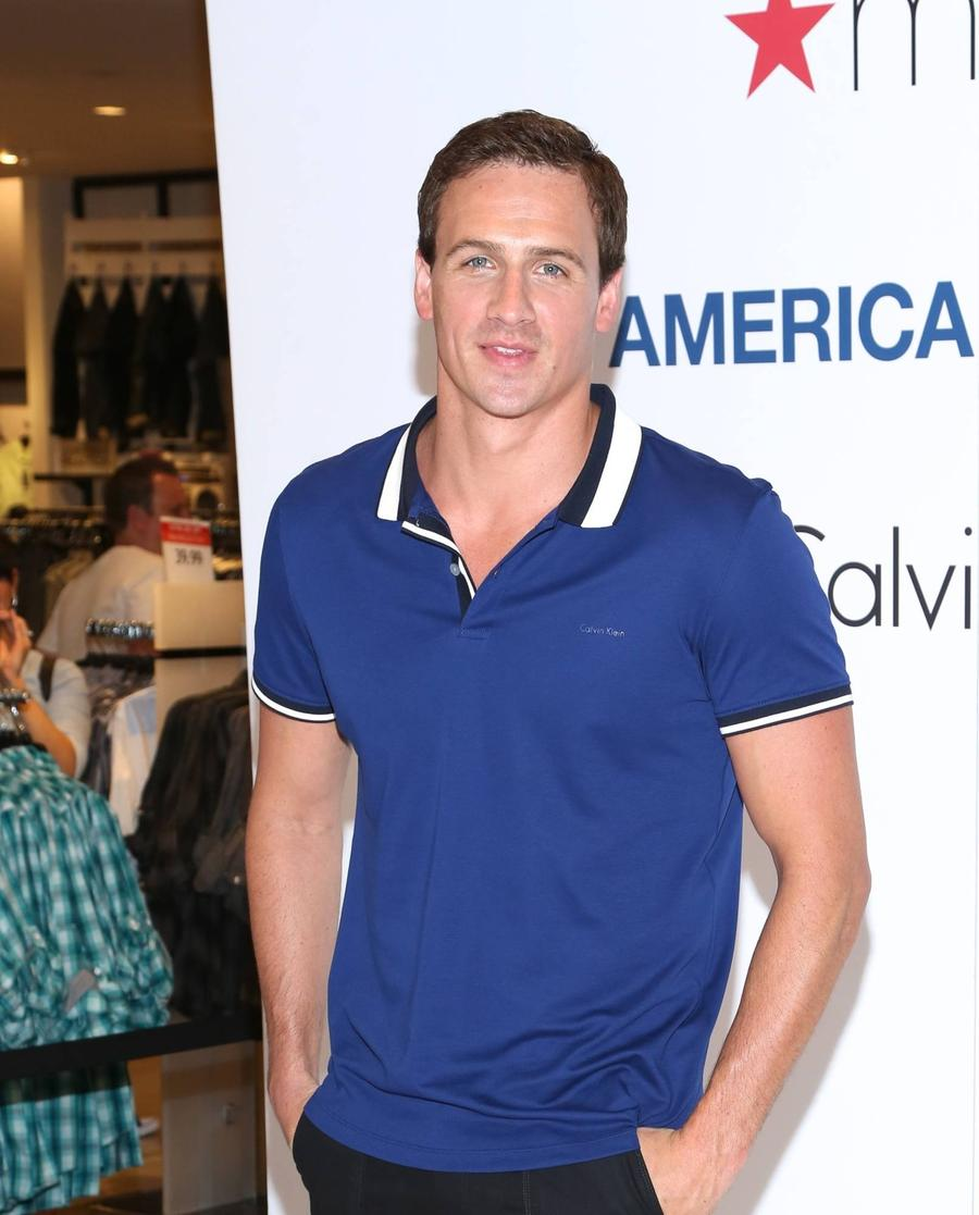 Ryan Lochte Apologises Over Armed Robbery Story