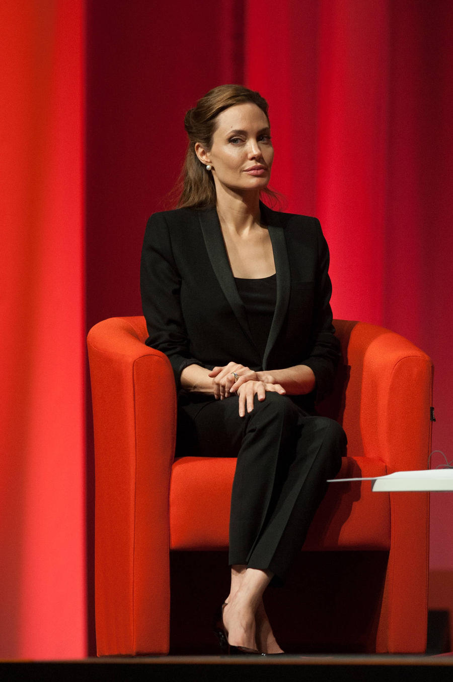 Angelina Jolie: 'The World Has Failed Syria's Refugees'