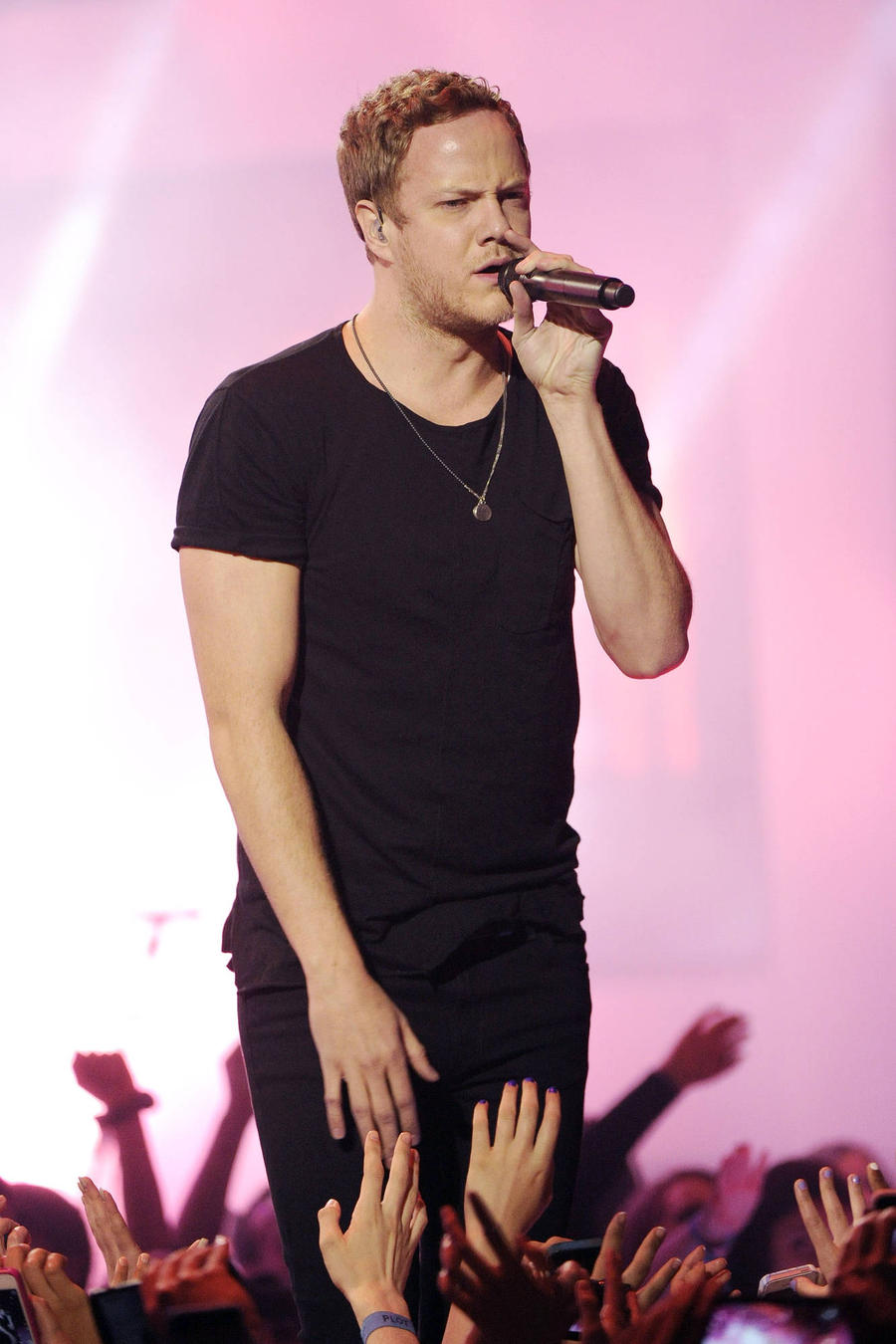 Rocker Dan Reynolds 'Grateful' For Struggles Of Arthritis Condition