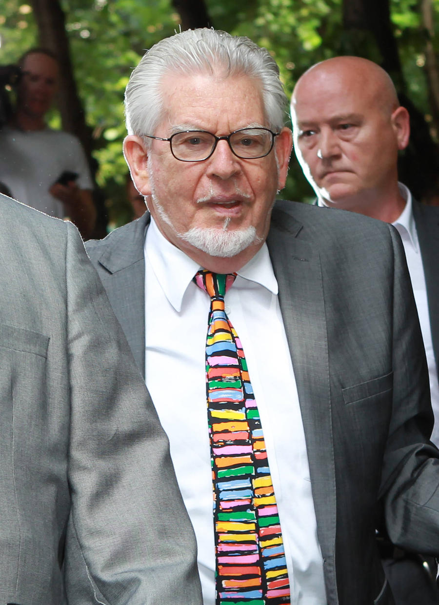 Rolf Harris To Face Sex Offences Retrial