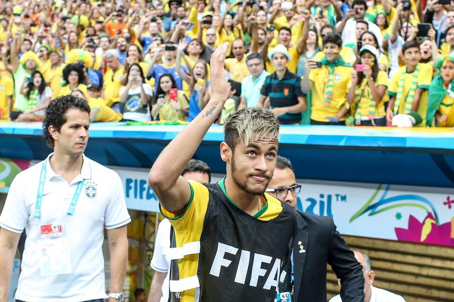 Soccer Superstar Neymar Launches Music Career