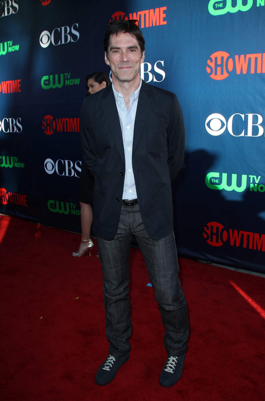 Thomas Gibson Attended Anger Management Classes In The Past - Report