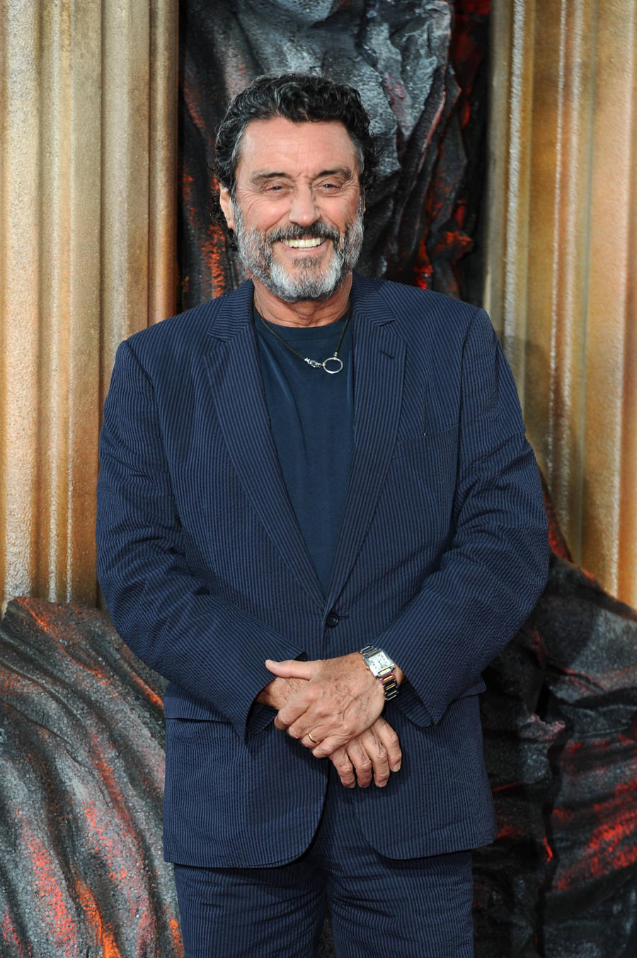New Game Of Thrones Star Ian Mcshane Drops Huge Spoiler