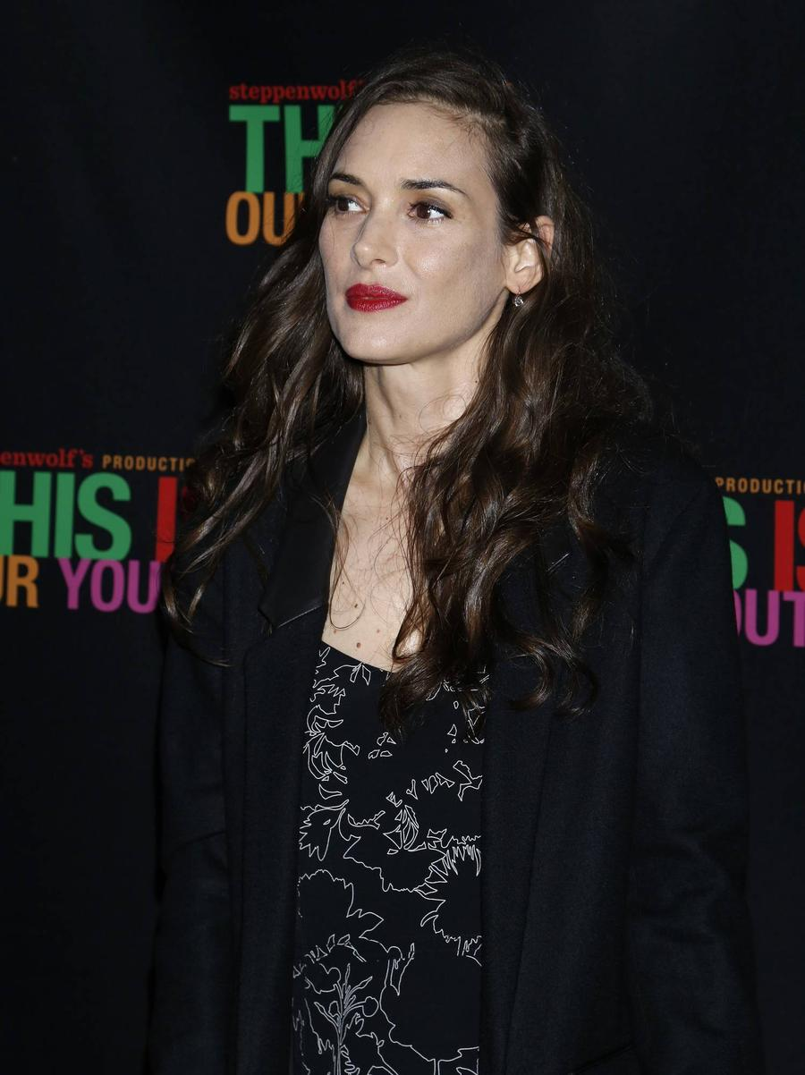 Winona Ryder's 'Creepy' Stalker Was An Extra In Her Films