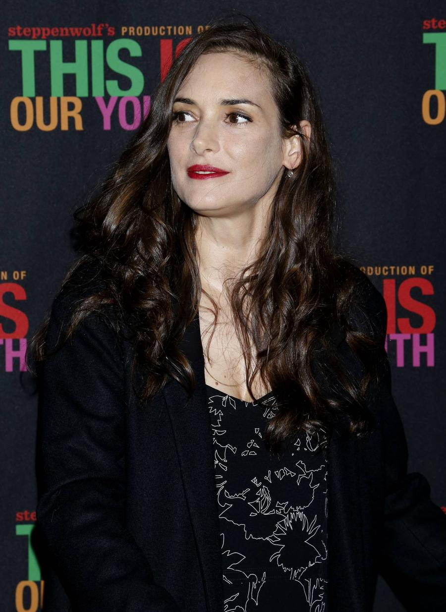 Winona Ryder Gifts Young Co-star Irish Wedding Band