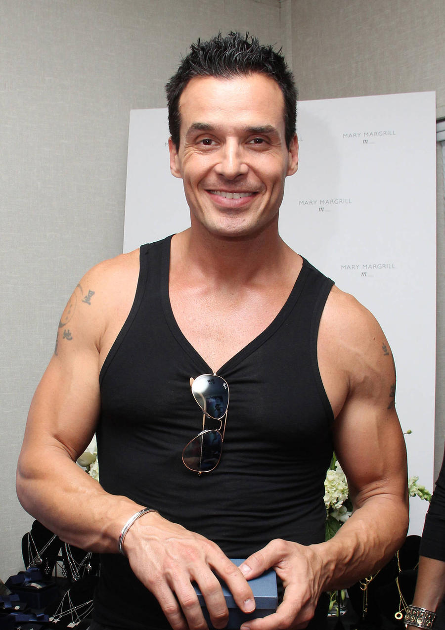 Antonio Sabato, Jr. Joins Chippendales