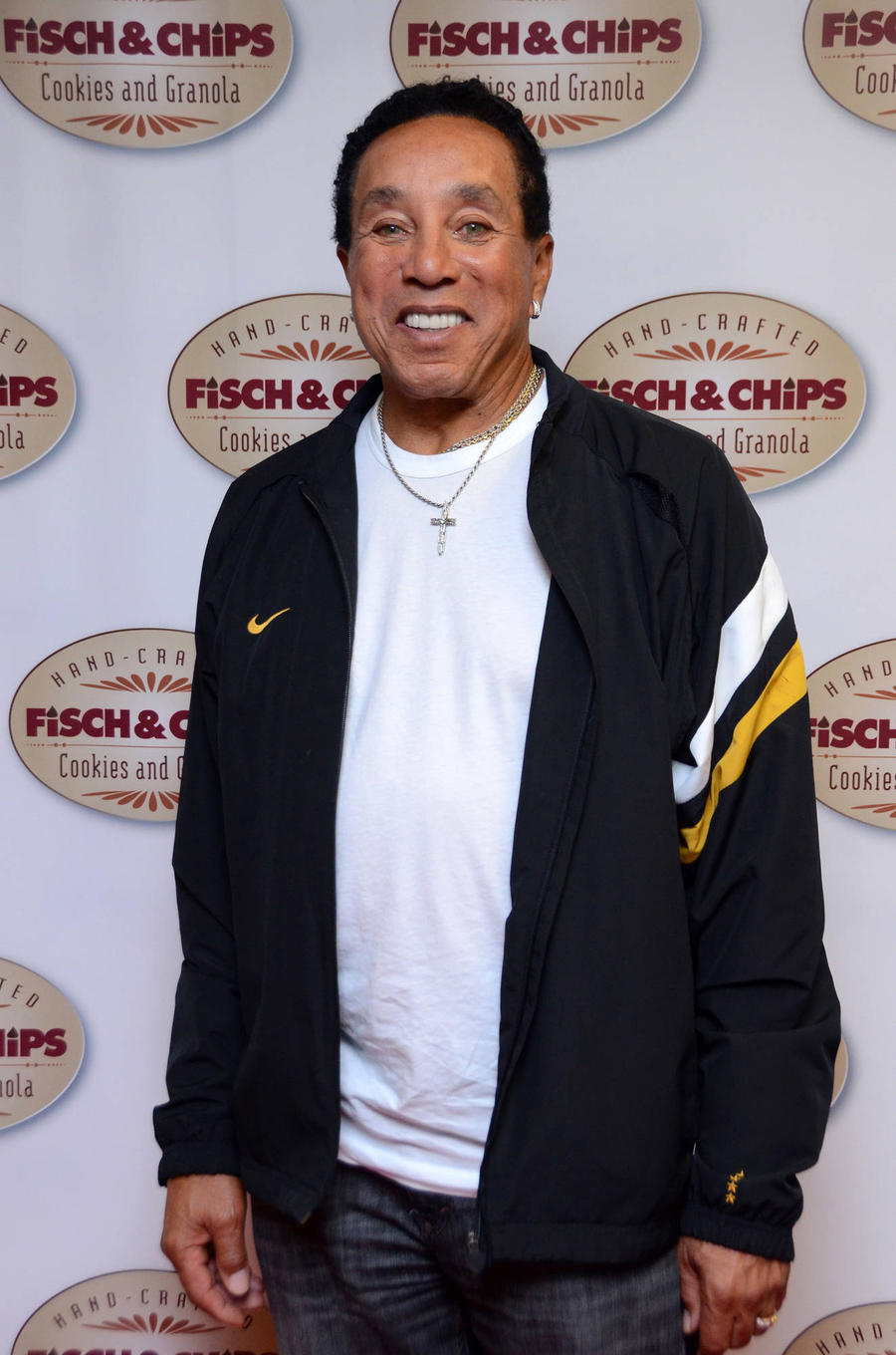 Smokey Robinson To Be Honoured For Charitable Efforts
