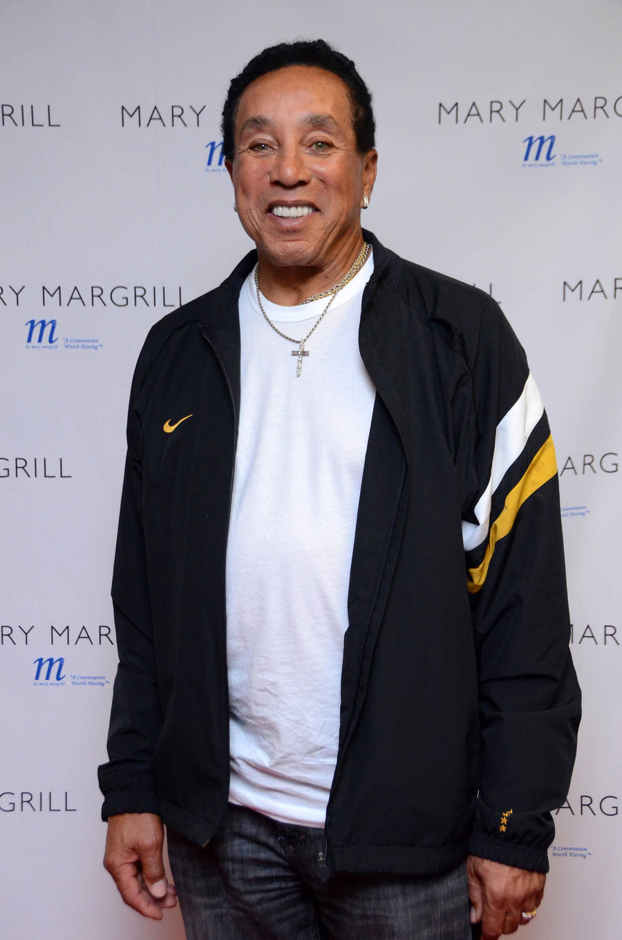 Smokey Robinson: 'I Thought Marvin Gaye's Death Was April Fool's Day Hoax'
