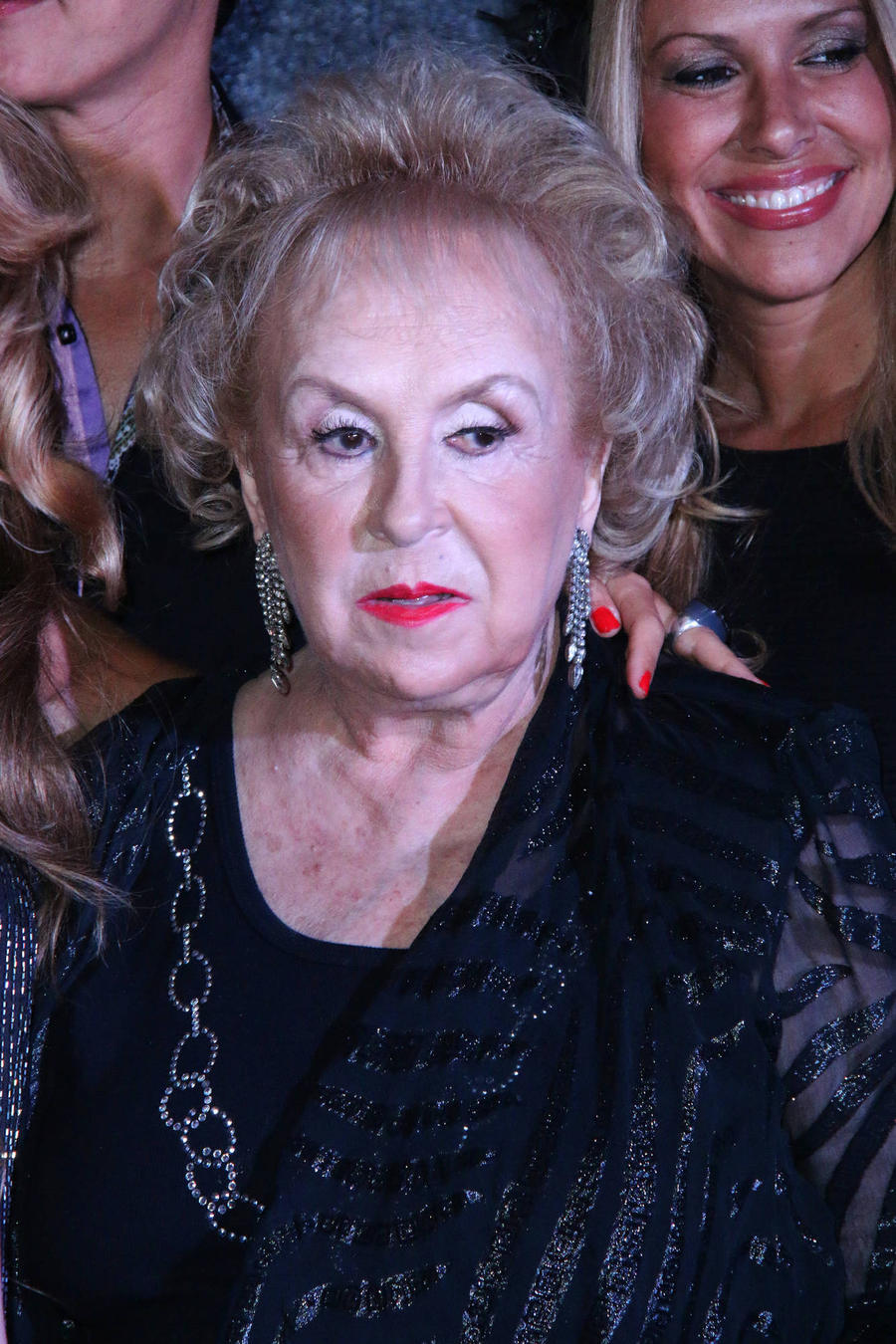 Stroke Killed Doris Roberts
