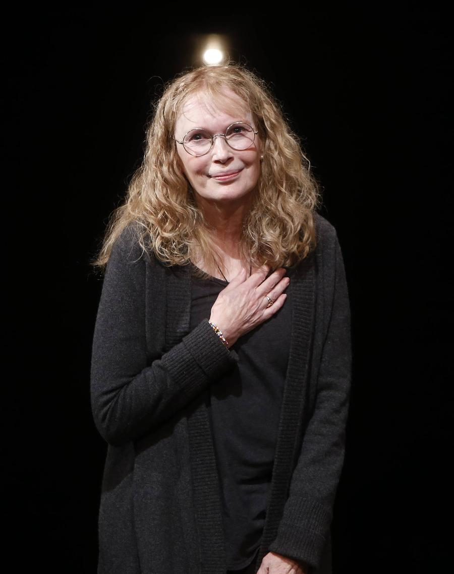 Mia Farrow Breaks Her Silence About Adopted Son's Death