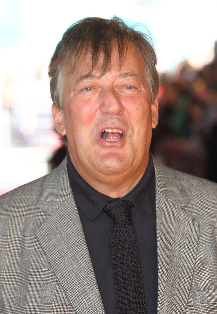 Stephen Fry's Mental Health Worsens